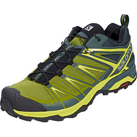 Salomon M's X Ultra 3 Shoes Darkest Spruce/Guacamole/Sulphur Spring
